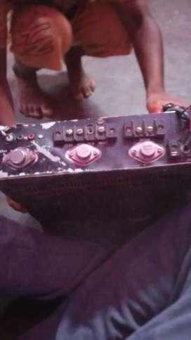 F. M RADIO USB AMPLIFIER