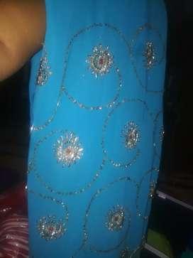 Saree party wear