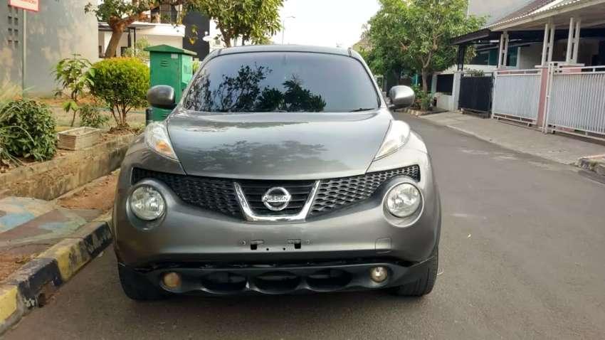 Nissan Juke RX AT 2011 Grey istimewa 0