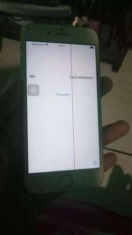 iPhone 7 iCloud kosong