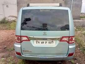 Tata Sumo Grande MK II GX BS-IV, 2009, Diesel