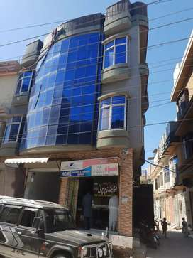7rooms,7Bathrooms,garage,2lounges,2kitchens,roof top,EjazAbad Gulbahar