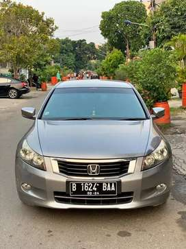 Honda Accord Vti tahun 2008 manual