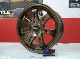 Kredit Velg Mobil Baleno, Hyundai Avega Ring 15 HSR