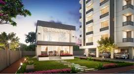 1658 Sq Ft 3BHK Luxurious/SpaciousSample flat Ready