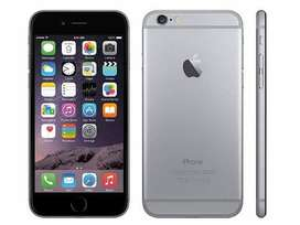 Iphone 6plus 16 gb silver