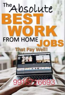 We provide Genuine Home Based Data Entry Work.