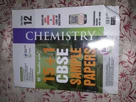 Chemistry sample papers for class 12
