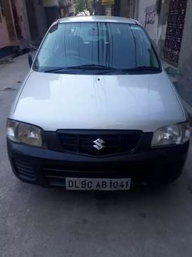 Alto lx 2011 model 2nd owner cng on paper fully insured