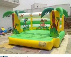 Inflatables jumping castle