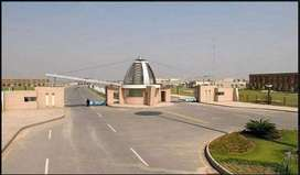 1 kanal plot  # 541 available for sale in  Bahria orchard Lahore