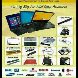 Laptop - Repair | Parts | Fabrication