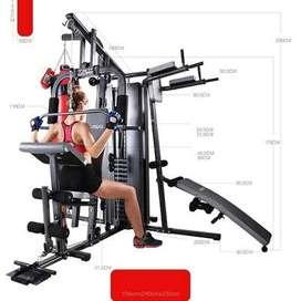 Home gym fitnes  3 Sisi GB-8318 (plus Sand Sack) Beban 100Kg