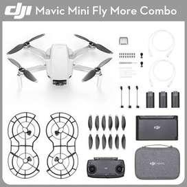 DJI Mavic Mini Fly More Combo Drone 12MP 2,7K Garansi Resmi