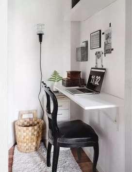 Meja laptop meja makan meja komputer meja dinding meja kerja lipat