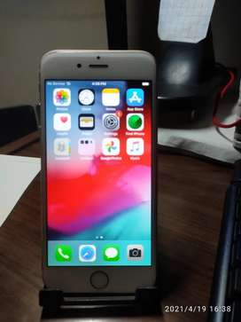 iPhone 6 only for spares. Battery Low, No network. Only wifi works.