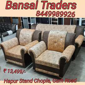 5 Seater Stylish new look sofa..Bansal Traders