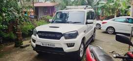Top end scorpio 2nd owner  8 Lakh
