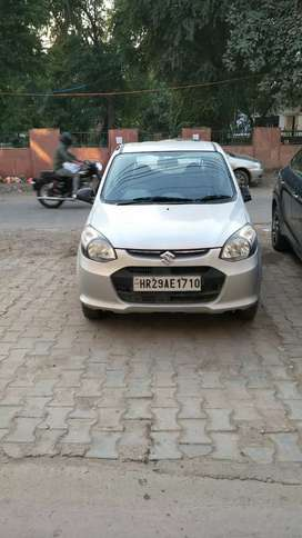 Alto 800 2013 all papers complete with sequential cng
