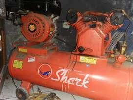 Mesin Compressor 2 pompa
