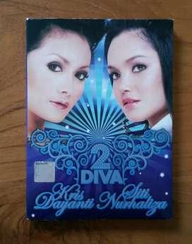Jual CD Import Krisdayanti & Siti Nurhaliza 2 Diva