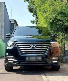 HYUNDAI ALL NEW H-1 XG CRDi 2.5 Turbo Diesel,th  2019 ,km 10 ribu