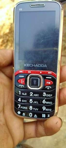Kechadda good condition 4days mobile
