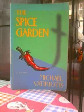 Novel The Spice Garden , Karya : Michael Vatikiotis .