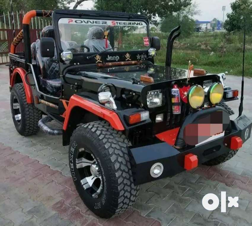 Willy modified jeep 0