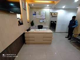 Fully Furnished office space with all amenities