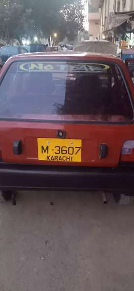 Mehran 1990 model new conditan ha pore banwaye ha demand 300000