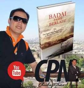 Buku Badai Pasti Berlalu (Chandra Putra Negara)