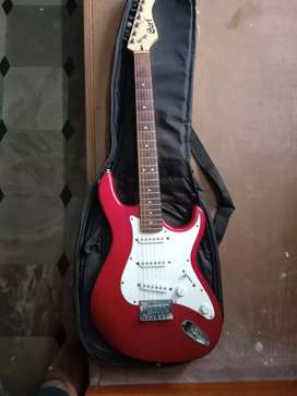 Electric guitar and multi effect guitar processor for sale