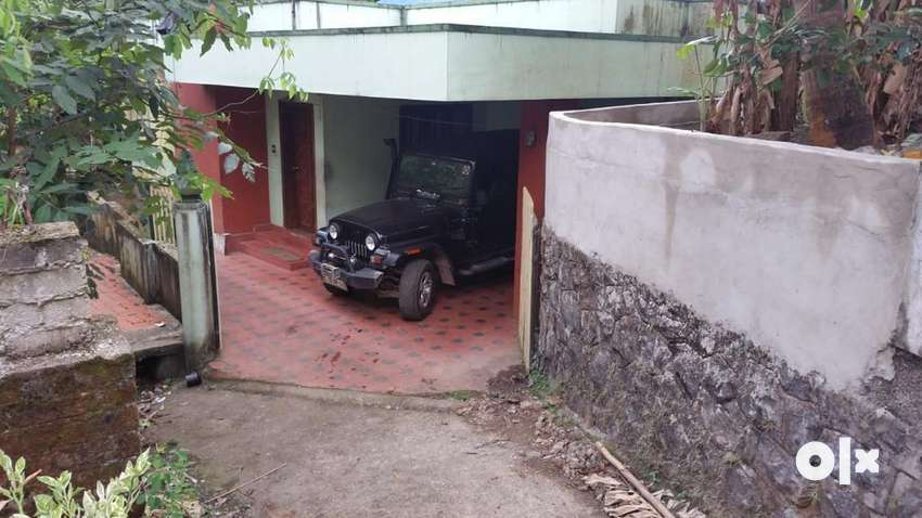 House For Sale in Kanjikuzhy, Kottayam