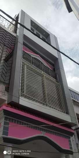 Glass almuniyam door
