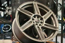New Tipe Velg Racing HSR R18 Buat Mobil Avanza Mobilio