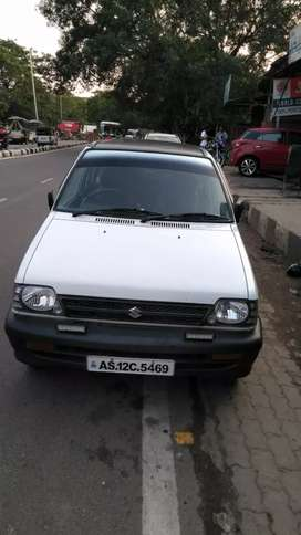 Maruti 800 AC, New tyre, Tip Top Condition