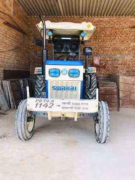 Swaraj 744 FR