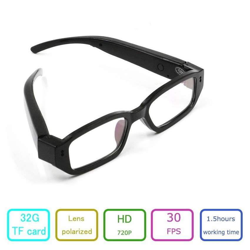 Spy Hidden Camera Glasses 0