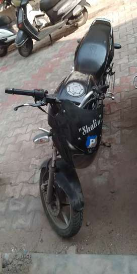 I was repair my pulsar recently