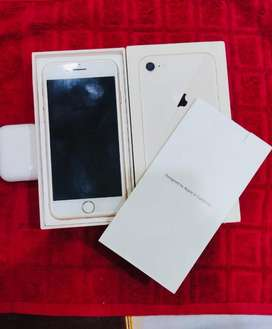 Iphone 8 gold colour