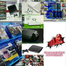 Month End Gaming Sale Offer For All Gaming  Consoles with warranty