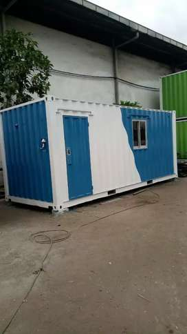 Container Kontainer Office Toilet 20ft Harga Hemat
