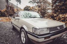 Bismillah, Dijual Mobil Pribadi Toyota SE Saloon Tahun 1986