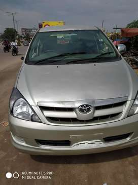 Toyota Innova 2.5v good condition