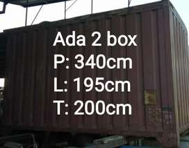 Box mobil truk siap angkut