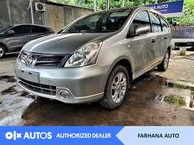 [OLX Autos] Nissan Grand Livina 2012 SV 1.5 Bensin M/T Silver #Farhana
