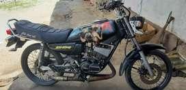 Jual cepat Sepeda motor Yamaha RX King