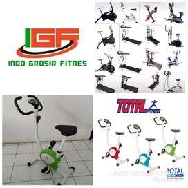 Alat fitness import / sepeda statis / mini bike total bc tf4d3