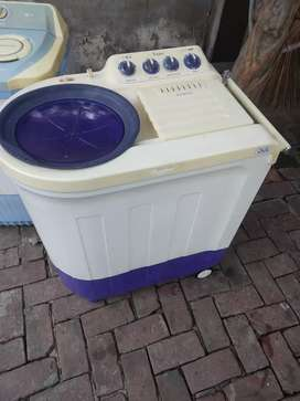 Whirlpool washing machine 7.0 kg